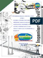INVESTIGACION BLOQUE II CONSTRUCCION URBANA