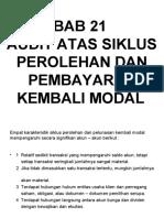 Bab 21 - Audit Siklus Perolehan Dan Pbayaran Kembali Modal(2)