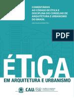 Ética em Arquitetura e Urbanismo