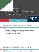 Minggu-11 Soulsi Numerik PDP (Pers. Laplace)