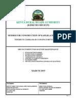 10%-CS007 -Kaplelach Box Culvert-Tender Document.pdf