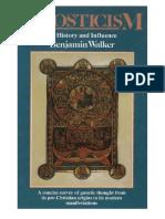 Ben Walker - Gnosticism History and Influence (1983)