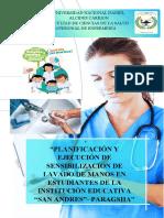 PLAN DE SESION EDUCATIVA- GRUPO 2