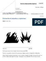 4. Prevención de incendios o explosiones - MOTOR C10