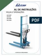 MANUAL DE USO E PEÇAS - LM - 04.2020