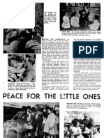 724th Railway Operating Battalion Peace for the Little Ones