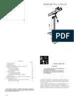 Tal 2M Manual