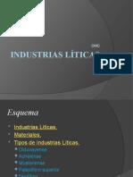 Industrias líticas