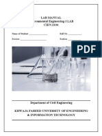 Environmental Engineering-l Lab Manual Filled.docx
