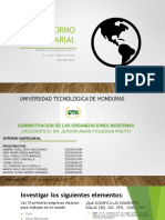 Analisis del entorno empresarial en America Latina (compendio Sevilla)