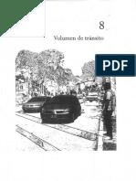 Cap 8 Volumen de Transito