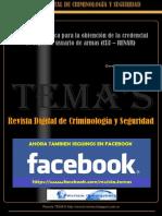 176 - La Aptitud Psíquica Para La Obtención de La Credencial de Legítimo Usuario de Armas (CLU – RENAR)