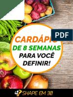 Cardapio Nível 2 - SHAPE EM 30.pdf