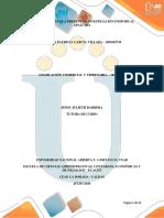 Paso 5 – Sintetizar y presentar investigación individual aplicada