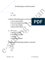 Mock Exam (Classifying Numbers, Number Theories, Prime Factorization).pdf
