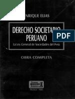 COM00004 - Derecho societario peruano (Enrique Elias)