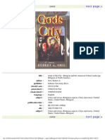 Gods of the City Religion and the American Urban Landscape (Religion in North America) by Robert A. Orsi (z-lib.org).pdf