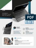 Spec Notebook Ultra UL110