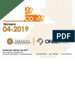 Boletin No. 04-2019