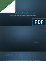 virus y oncogénes
