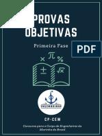 PDF único - Provas Objetivas por disciplinas.pdf