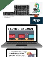 Computer worm present.pptx