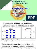 PROBLEMAS DE COMBINACION GRAFICO Y SIMBOLICO