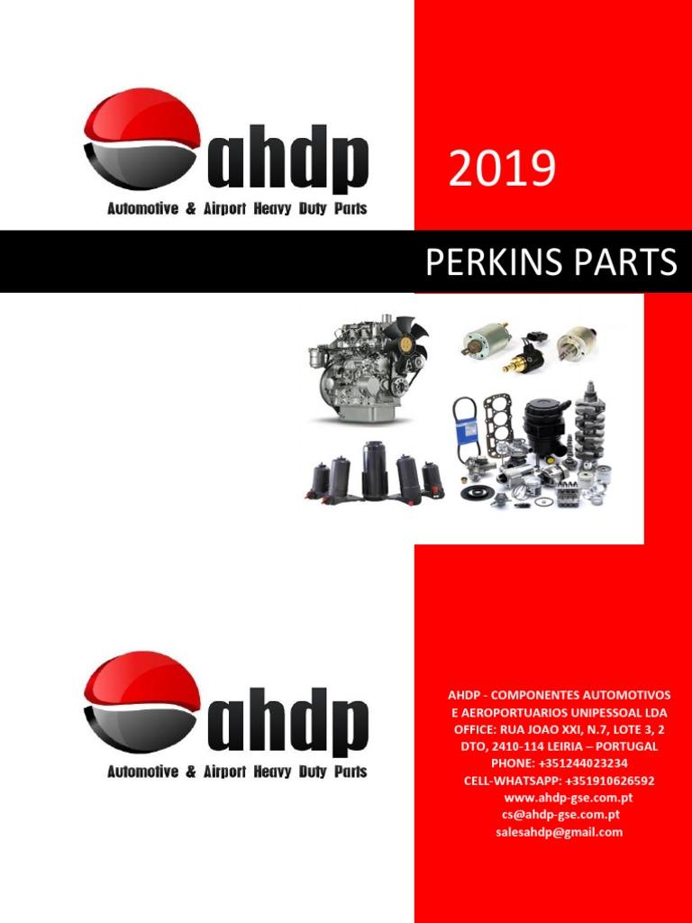 Top Gasket Kit U5LT0355//U5LT0351 For Perkins 1103C-33T Engine 3 Cylinder