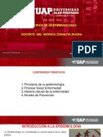 PRINCIPIOS DE LA EPIDEMIOLOGIA HISTORIA NATURAL DE LA ENFERMEDAD Y NIVELES DE PREVENCION 2