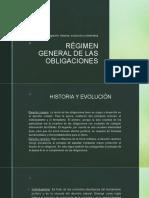 OBLIGACIÓN. HISTORIA, EVOLUCIÓN Y ELEMENTOS