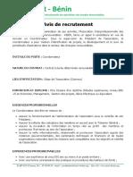 Avis de Recrutement coordonateur AISER_VF_10_12_2019