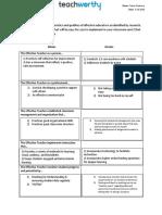 qualities of effective teachers  1