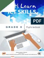 ICT SKILLS   Pupils Grade 5.pdf