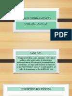 TALLER CUENTAS MEDICAS CASO II