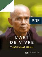L'art de vivre-2018 - Thich Nhat Hanh