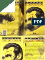 BOYER, Alain [Et Al.]; Por Que Não Somos Nietzscheanos; São Paulo, Editora Ensaio, 1993