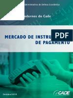 20191018 - Caderno CADE - Mercado de Instrumentos de Pagamento