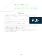 corrigeTParchitectureMVC