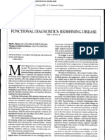 Functional Diagnostics Hyman, Mark