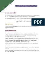 2do Parcial Análisis Matemático