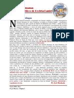 1) ALUNO. As Setenta Semanas de Daniel - Matéria em Word - PDF - PDF - PDF...
