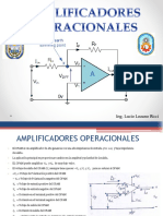 AMPLIFICADORES OPERACIONLES DP2