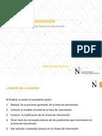 SEMANA 04 - LINEAS DE TRANSMISIÓN - UPN 2020 - 1