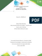 Plantilla de respuestas - Paso 2 DOFA. (2)