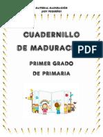 4 CUADERNILLO PDFMADURACIÓN INICIO A LA PRIMARIA