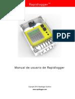 RapidloggerUserManual-Spanish