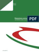 Relazione AGCOM 2020