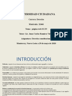 TAREA 1-  DERECHO CONSTITUCIONAL