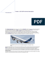 Airbus A330-200F Technical Description