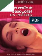 1. Melhore sue currículo sexual - Guia prático de sexo oral em mulheres